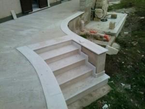 Azf marmi clicca qui per vedere altre immagini - Scale esterne in marmo ...